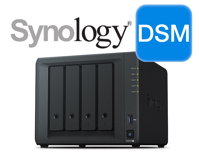 Synology NAS Disk Station Manager