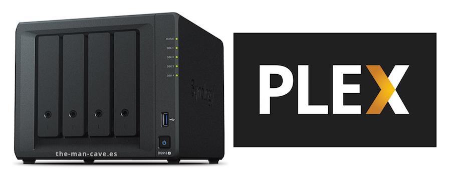 Plex Server y NAS Synology