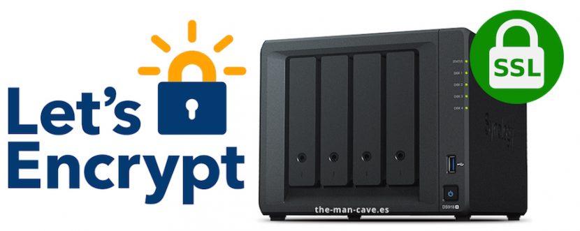 NAS Synology y Let's Encrypt