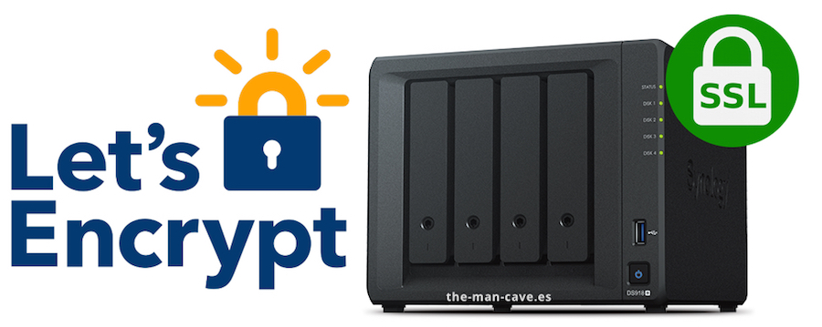 NAS Synology y Let's Encrypt